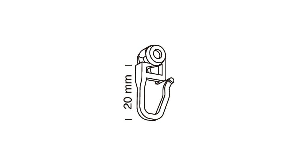 Objektroller 6 mm Artikelbild