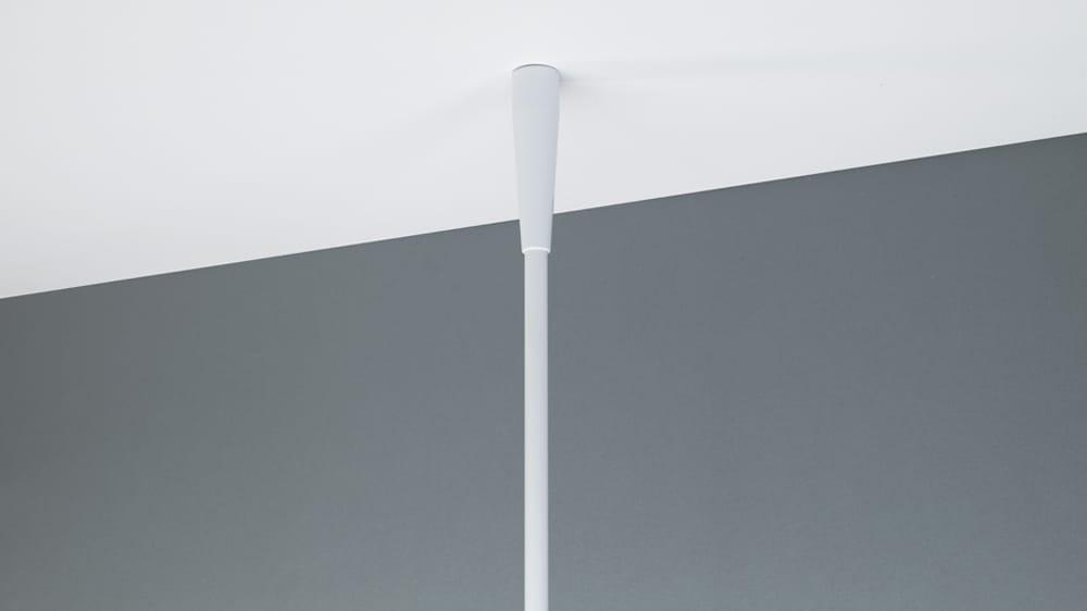 Deckenhänger kpl. 500 - 1200 mm
