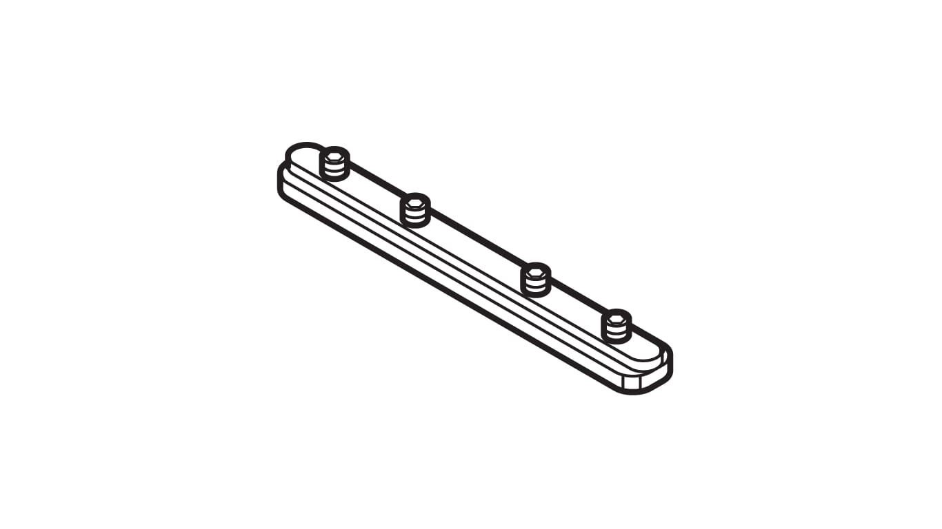 Profilverbinder für Modell 580, 583, 581 - 2 Stück Artikelbild