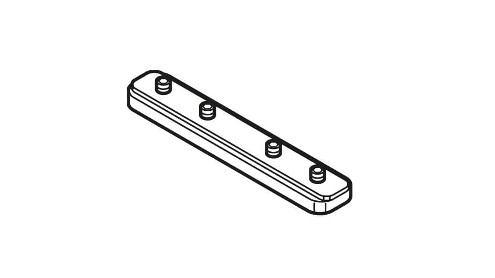 Profilverbinder für Modell 874,878