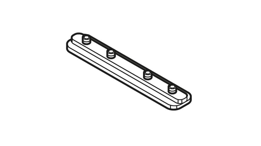 Profilverbinder für Modell 887