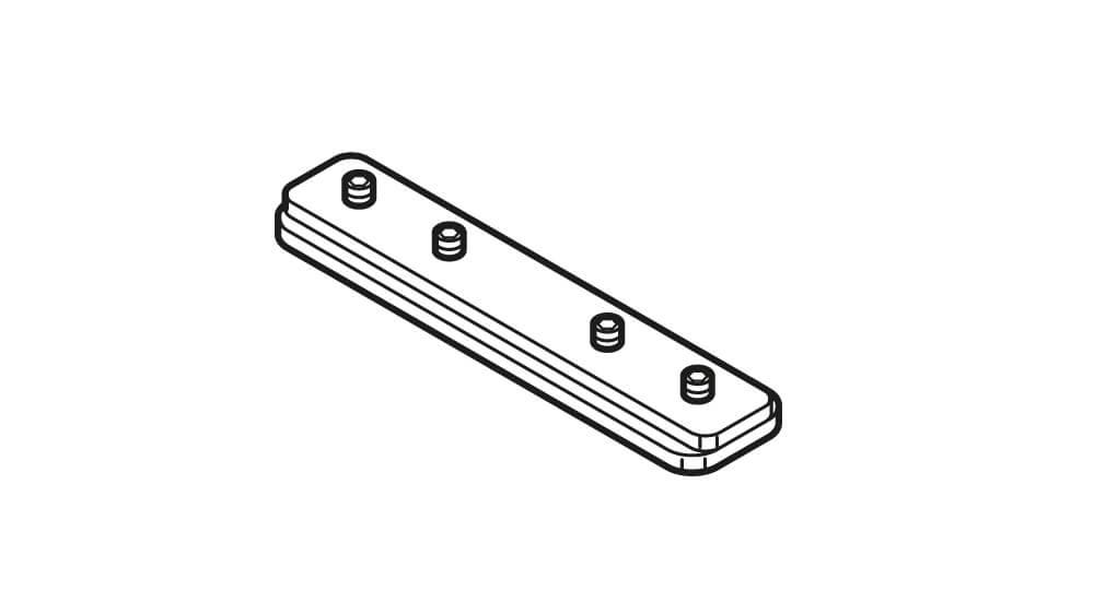 Profilverbinder für Modell 410, 450, 510 Artikelbild