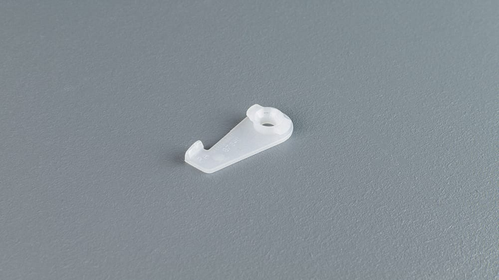 Schnellspanner transparent für Modell 887