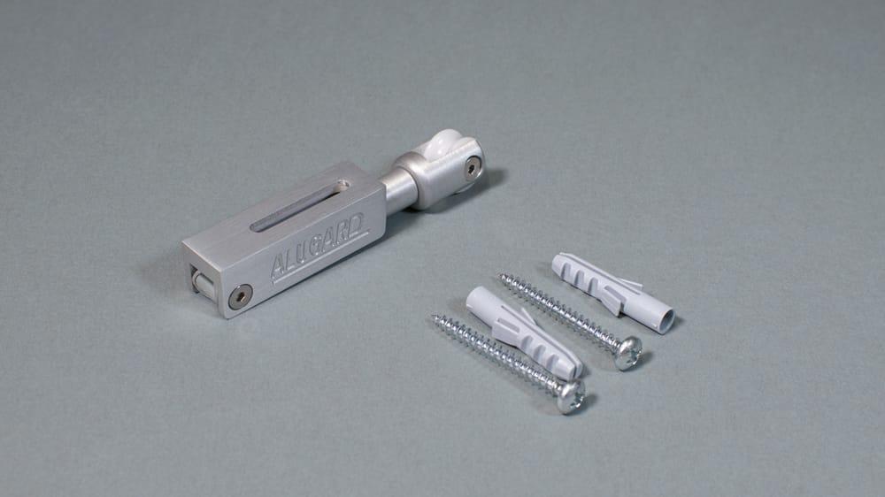 Schnurzugspanner für Dachschrägen und Giebelanlagen