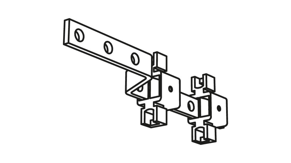 Überlaufwagen für Vorhangschienen Artikelbild