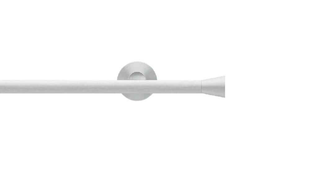 Diplom (1-läufig) aluminium mit passenden Träger und Gleiter