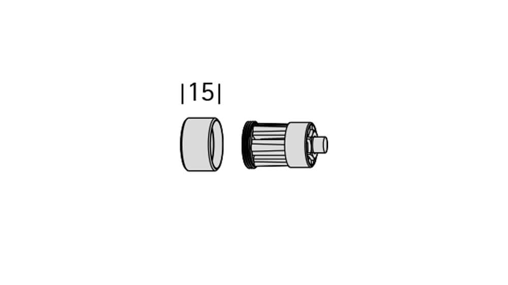 Turnier (1-läufig) mit passenden Trägern und Gleitern Artikelbild