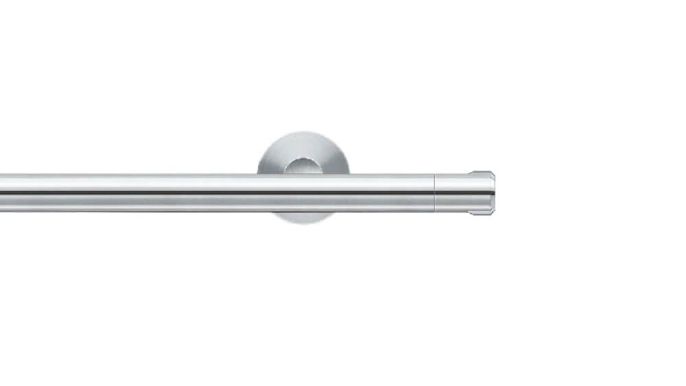 Luv 3 (1-läufig) aluminium mit passenden Träger und Gleiter