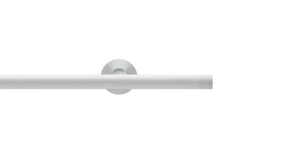 Metro (1-läufig) aluminium mit passenden Träger und Gleiter