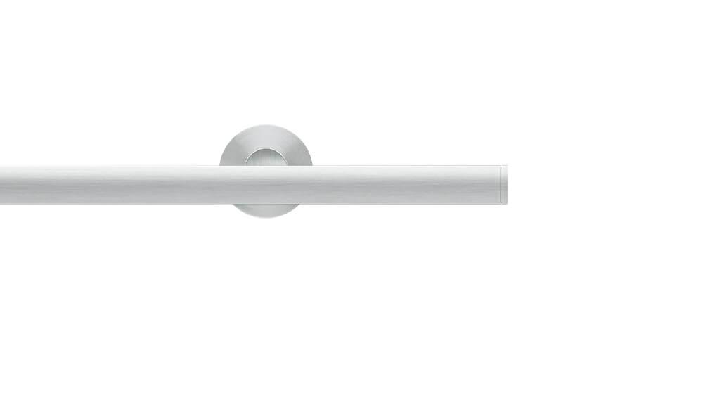 Modus (2-läufig) aluminium mit passenden Träger und Gleiter