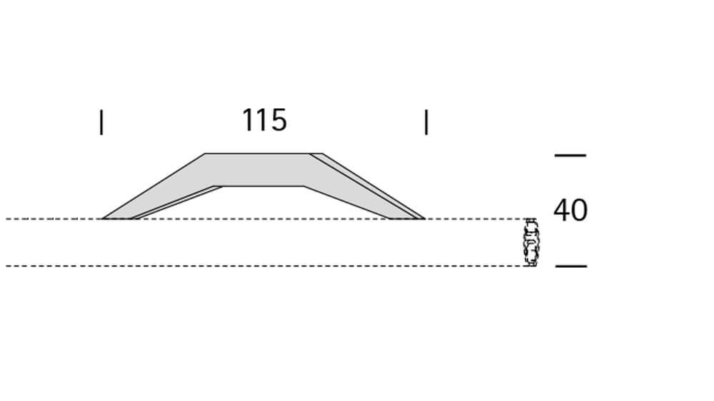 Quantum 1 (1-läufig) mit passenden Trägern und Gleitern Artikelbild