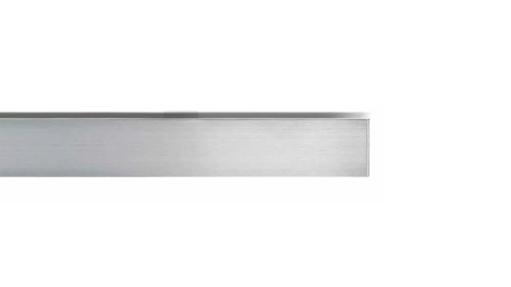 Interstil Sphäre (1-läufig) edelstahl mit passenden Träger und Gleiter