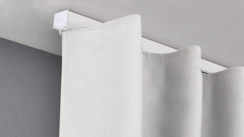 Gardinen / Vorhangschiene zur Schnellmontage Modell 450