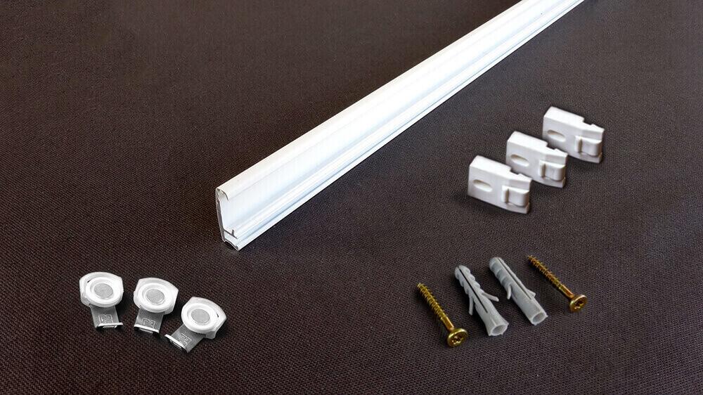 alugard modell 750 f r besonders schwere vorh nge. Black Bedroom Furniture Sets. Home Design Ideas