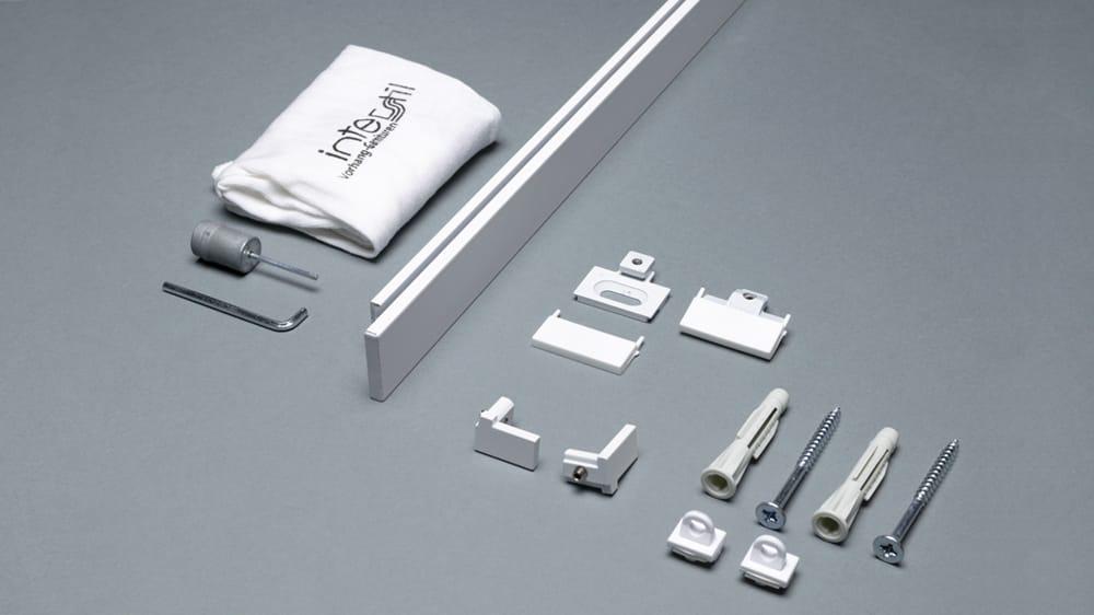 Helix (1-läufig) mit passenden Trägern und Gleitern Artikelbild
