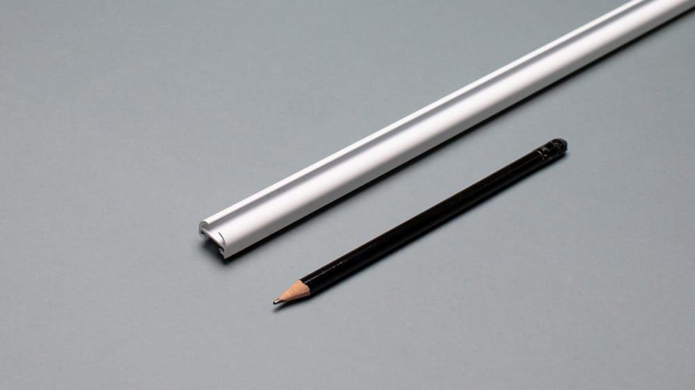 Gardinen / Vorhangschiene zur Schnellmontage Modell 887 Artikelbild