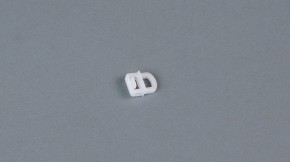 Clic Gleiter mit Längsöse 4 mm
