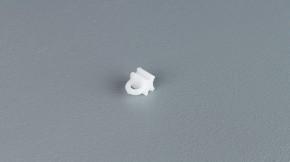 Gleiter mit Längsöse 6 mm
