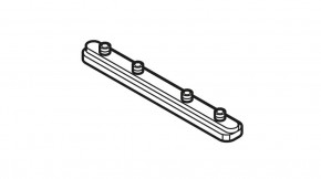 Profilverbinder für Modell 880, 881, 883