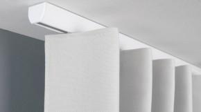 Gardinen / Vorhangschiene zur Schnellmontage Modell 410